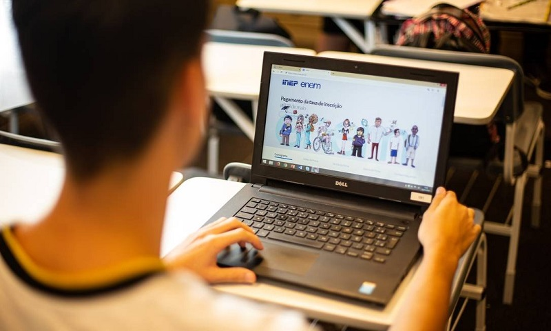 Como se Inscrever no ENEM Digital 2020